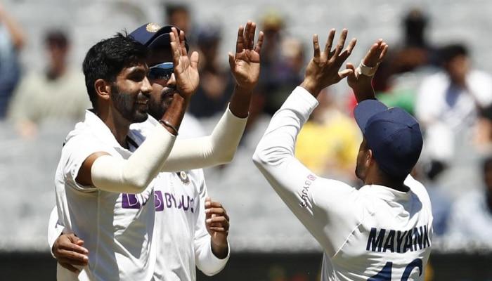 Australia vs India, 2nd Test: ಜಸ್ಪ್ರೀತ್ ಬುಮ್ರಾ, ಆಶ್ವಿನ್ ದಾಳಿಗೆ ತತ್ತರಿಸಿದ ಆಸಿಸ್ ಪಡೆ,195ಕ್ಕೆ ಆಲೌಟ್