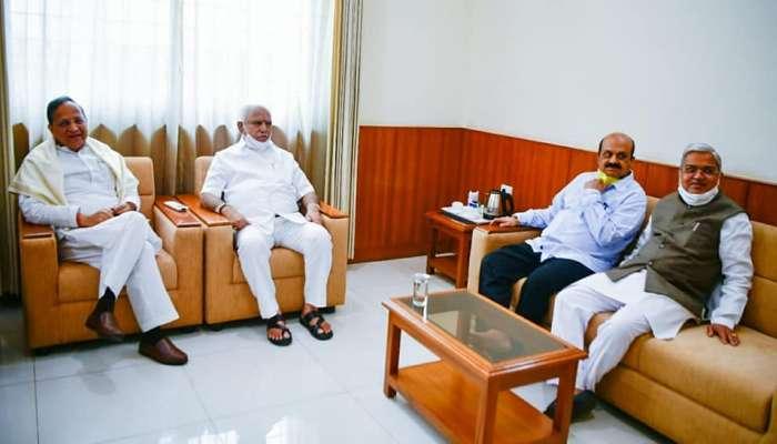 B.S.Yediyurappa,: ಸಿಎಂ ಬಿಎಸ್ ವೈಗೆ ಶಾಸಕರ ದೂರು..! ಯಾರ ಮೇಲೆ? ಯಾಕೆ?