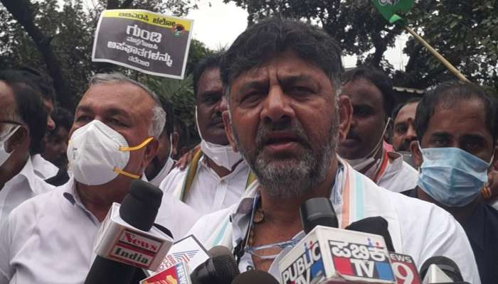 D.K.Shivakumar: 'ರಾಜ್ಯದಲ್ಲಿ 'ತುಘಲಕ್ ಸರ್ಕಾರ' ನಡೆಯುತ್ತಿದೆ'