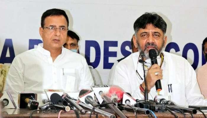 D.K.Shivakumar: 'ವಲಸಿಗರಿಗೆ ಡಮ್ಮಿ ಖಾತೆ ನೀಡಿ ಯೂಸ್ ಅಂಡ್ ಥ್ರೋ ಮಾಡಿದ್ದಾರೆ'
