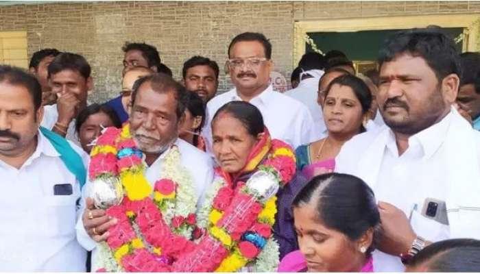 Basavaraj Dhadesugur: ಮಗ ಬಿಜೆಪಿ MLA, ತಾಯಿ ಗ್ರಾಮ ಪಂಚಾಯಿತಿ ಅಧ್ಯಕ್ಷೆ..!
