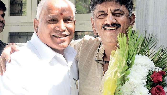D.K.Shivakumar: ಅನಿರೀಕ್ಷಿತ ರಾಜಕೀಯ ಬೆಳವಣಿಗೆಗಳ ನಡೆವೇ ಸಿಎಂ ಬಿಎಸ್ ವೈ ಭೇಟಿಯಾದ ಡಿಕೆಶಿ..!