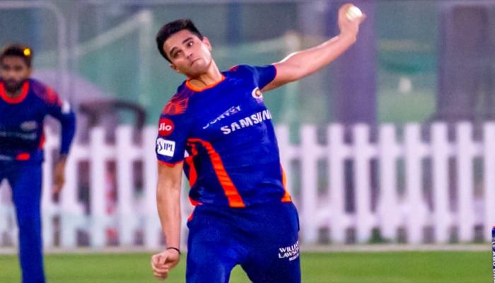 IPL Auction 2021: ಮುಂಬಯಿ ಇಂಡಿಯನ್ಸ್ ತಂಡಕ್ಕೆ ಆಯ್ಕೆಯಾದ ಅರ್ಜುನ್ ತೆಂಡೂಲ್ಕರ್ ಮೊದಲ ಪ್ರತಿಕ್ರಿಯೆ. ಇಲ್ಲಿದೆ ವಿಡಿಯೋ