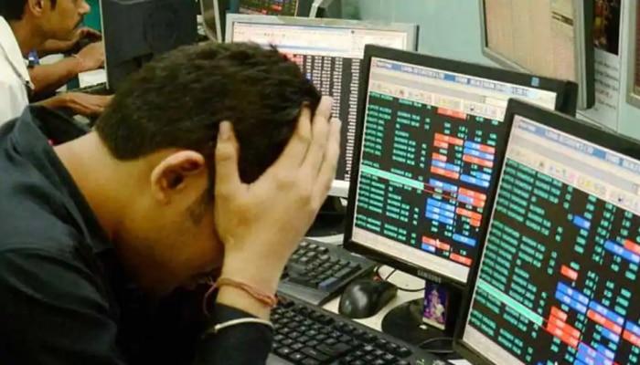Share Market Updates Today: SENSEX ಸೂಚ್ಯಂಕದಲ್ಲಿ ಭಾರಿ ಕುಸಿತ...!