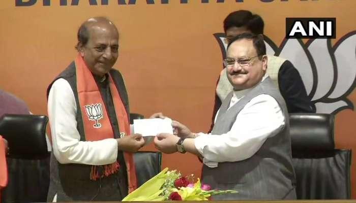 BJP: ದೀದಿಗೆ ಮತ್ತೊಂದು ಬಿಗ್ ಶಾಕ್: ಟಿಎಂಸಿ ಮಾಜಿ ಸಂಸದ ಬಿಜೆಪಿಗೆ ಸೇರ್ಪಡೆ!