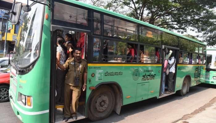 Bus Ticket: ಬಸ್ ಪ್ರಯಾಣಿಕರಿಗೆ ಬಿಗ್ ಶಾಕ್: BMTC ಟಿಕೆಟ್ ದರ ಏರಿಕೆ!