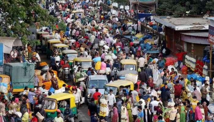 Lockdown: ಲಾಕ್ಡೌನ್ ನಿಂದ ಗಾಭರಿಗೊಂಡ ರಾಜ್ಯ ಜನತೆ : ದಿನಸಿ-ತರಕಾರಿ ಖರೀದಿಗೆ ಮುಗಿ ಬಿದ್ದ ಜನರು!