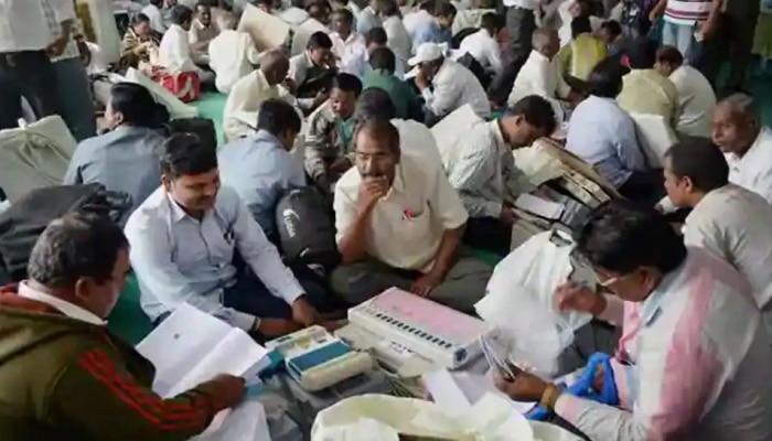 Assembly Elections 2021: AIADMKಯನ್ನು ಹಿಂದಿಕ್ಕಿ ಮುನ್ನಡೆಯತ್ತ DMK