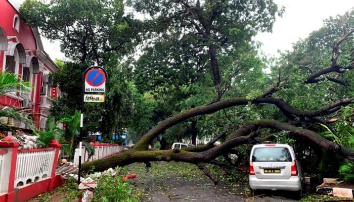 Cyclone Tauktae: ತೌಕ್ತೆ ರೌದ್ರ ನರ್ತನ,  ಕೊಂಕಣ್ ಬೆಲ್ಟ್ ನಲ್ಲಿ 6 ಜನರ ದುರ್ಮರಣ