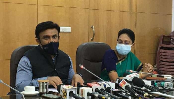 K Sudhakar : 'ರಾಜ್ಯದಲ್ಲಿ 300ಕ್ಕೂ ಹೆಚ್ಚು ಬ್ಲ್ಯಾಕ್ ಫಂಗಸ್ ಪ್ರಕರಣ ಪತ್ತೆ'