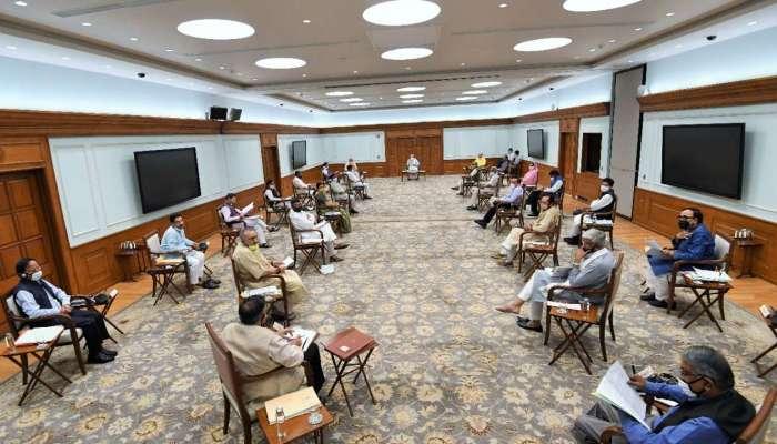 Union Cabinet Meeting : ನಾಳೆ ಕೇಂದ್ರ ಸಚಿವ ಸಂಪುಟ ಸಭೆ ನಡೆಸಲು ನಿರ್ಧಾರ!