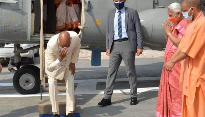 Ram Nath Kovind : ಮೊದಲ ಬಾರಿಗೆ ಹುಟ್ಟೂರಿಗೆ ಭೇಟಿ ನೀಡಿದ ರಾಷ್ಟ್ರಪತಿ ಕೋವಿಂದ್!