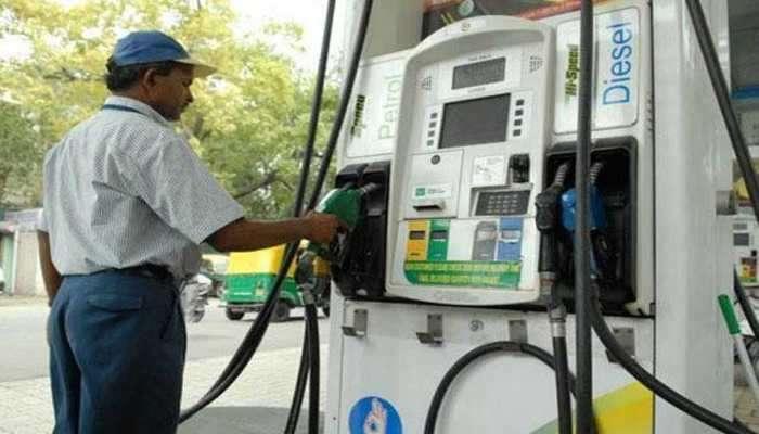 Petrol-Diesel Price : ವಾಹನ ಸವಾರರೇ ಗಮನಿಸಿ : ಇಲ್ಲಿದೆ ಇಂದಿನ ಪೆಟ್ರೋಲ್-ಡೀಸೆಲ್ ಬೆಲೆ!