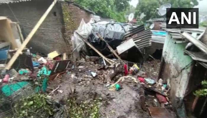 Mumbai in Landslide : ಭಾರೀ ಮಳೆಯಿಂದ ಮುಂಬೈನಲ್ಲಿ ಭೂಕುಸಿತ : ಮೃತರ ಸಂಖ್ಯೆ 23 ರಕ್ಕೆ ಏರಿಕೆ!