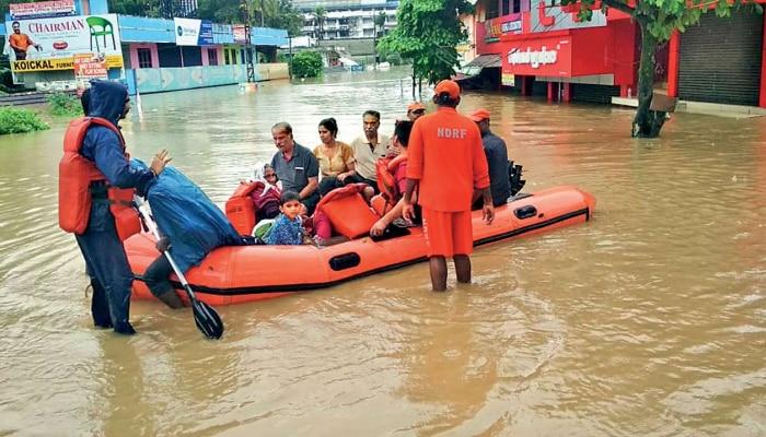 Maharashtra Rain: ಮಹಾರಾಷ್ಟ್ರದಲ್ಲಿ ಮುಂದುವರೆದ  ವರುಣನ ಆರ್ಭಟ, ಹಲವು ಜಿಲ್ಲೆಗಳು ಜಲಾವೃತ್ತ, ರಕ್ಷಣಾ ಕಾರ್ಯಾಚರಣೆಗಿಳಿದ Army, NDRF