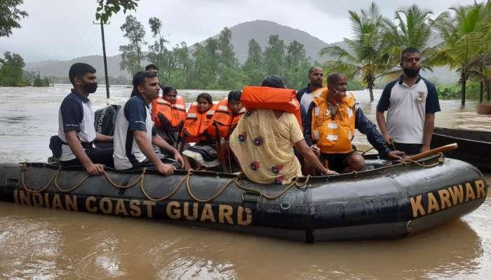 Heavy Rain in Karnataka : ರಾಜ್ಯದಲ್ಲಿ ಭಾರೀ ಮಳೆಯಿಂದ ಪ್ರವಾಹ ಭೀತಿ : 7 ಜಿಲ್ಲೆಗಳಲ್ಲಿ 'ರೆಡ್ ಅಲರ್ಟ್'