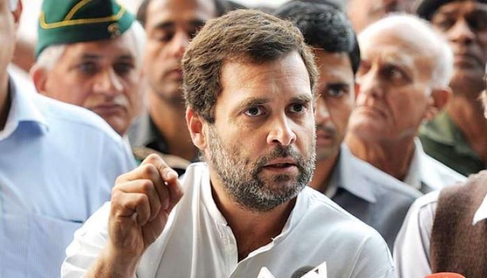 Rahul Gandhi: 'ಕಡಿಮೆಯಾಗಿದೆ ಲಕ್ಷ್ಮಿ, ದುರ್ಗಾ, ಸರಸ್ವತಿ ದೇವಿ ಶಕ್ತಿಯ ಪ್ರಭಾವ'  ರಾಹುಲ್ ಹೀಗೆ ಹೇಳಿದ್ದಾದರೂ ಯಾಕೆ?