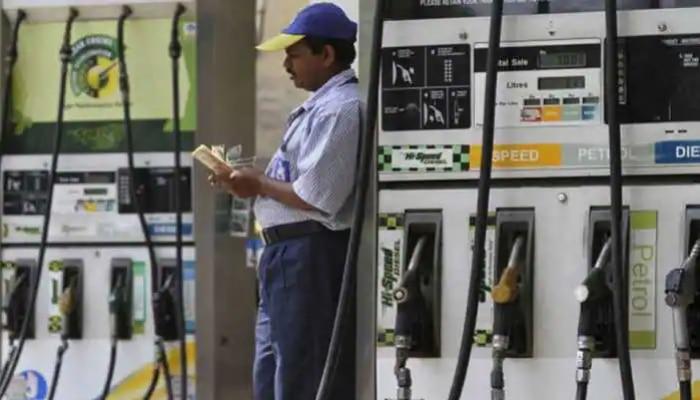 Today Petrol-Diesel Price : ಪೆಟ್ರೋಲ್-ಡೀಸೆಲ್ ಹೊಸ ಬೆಲೆ ಬಿಡುಗಡೆ : ನಿಮ್ಮ ನಗರದ ಇಂದಿನ ದರ ಇಲ್ಲಿ ತಿಳಿಯಿರಿ
