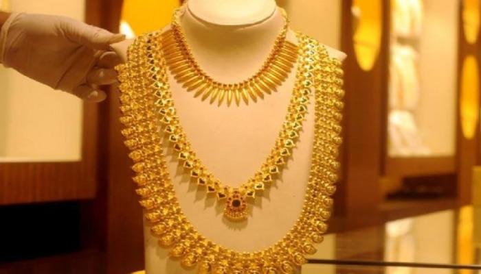 Gold Price Today : ಚಿನ್ನ ಖರೀದಿದಾರರಿಗೆ ಸಿಹಿ ಸುದ್ದಿ : ₹ 46,000 ಗೆ ಬಂದು ತಲುಪಿದ ಬಂಗಾರದ ಬೆಲೆ