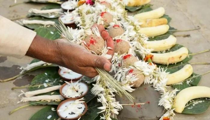 Pitru Paksha 2021: ಯಾವ ತರ್ಪಣದ ವೇಳೆ ಯಾವ ಮಂತ್ರ ಪಠಿಸಬೇಕು?