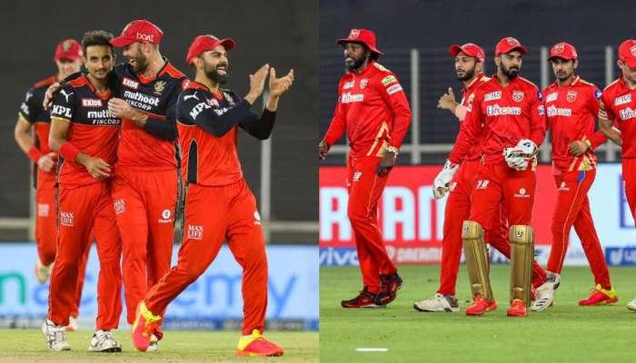 IPL 2021, RCB vs PBKS: ಆರ್ಸಿಬಿ ಕೈಯಲ್ಲಿದೆ ಪಂಜಾಬ್ ಕಿಂಗ್ಸ್ ಪ್ಲೇ ಆಫ್ ಭವಿಷ್ಯ..!