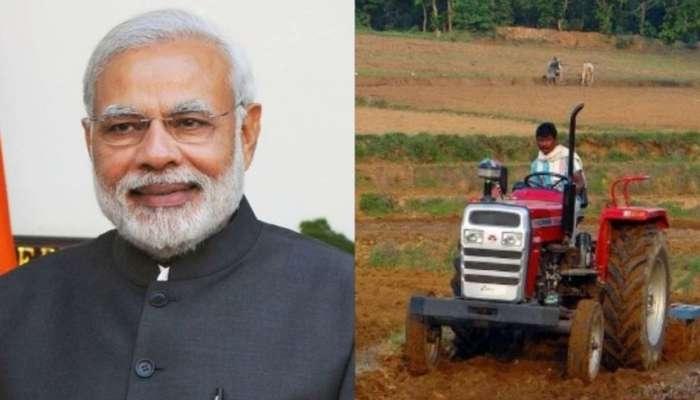 PM Kisan Tractor Yojana : ಟ್ರ್ಯಾಕ್ಟರ್ ಖರೀದಿದಾರರಿಗೆ ಸಿಹಿ ಸುದ್ದಿ! ಸರ್ಕಾರ ಶೇ.50ರಷ್ಟು ಸಹಾಯಧನ ನೀಡುತ್ತಿದ್ದು, ಕೂಡಲೇ ಸದುಪಯೋಗ ಪಡೆದುಕೊಳ್ಳಿ